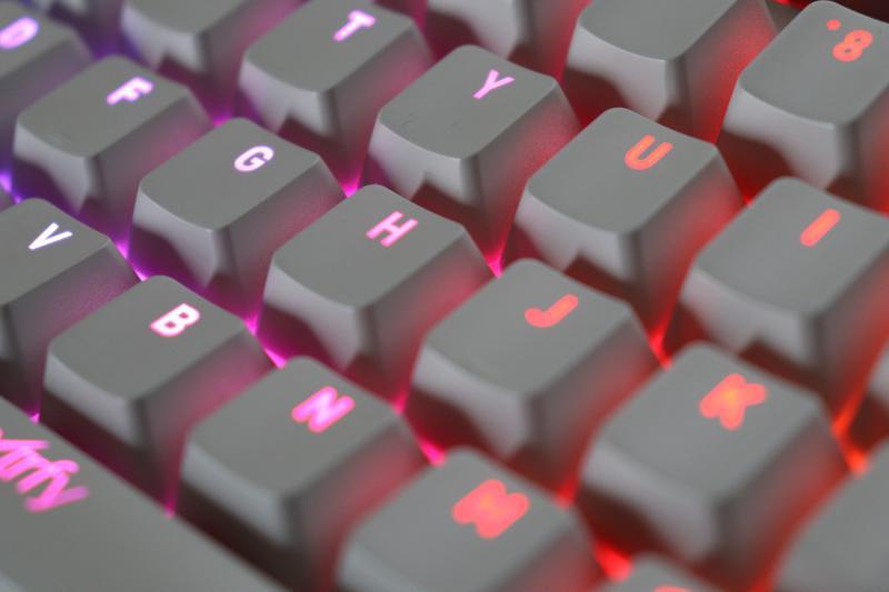 Xtrfy「K4 TKL RGB」の印字表記