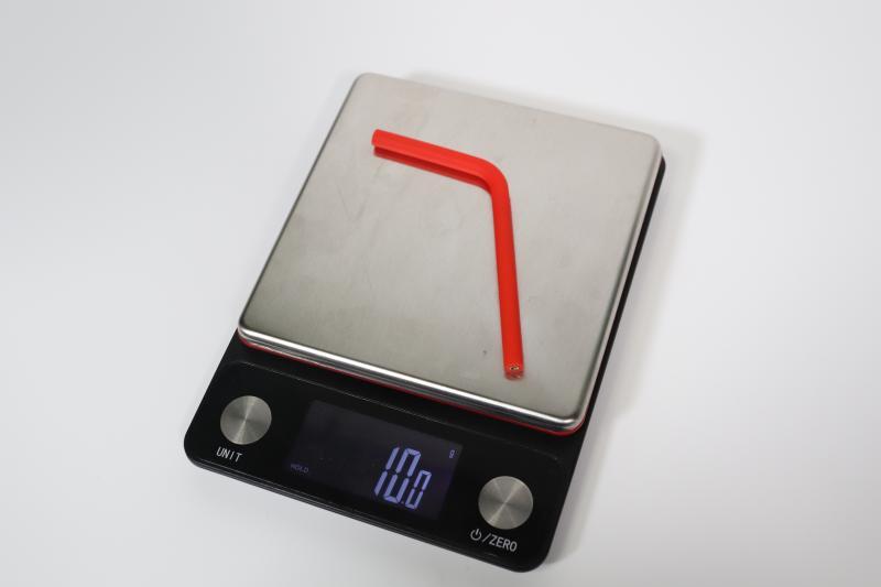 B4 マウスバンジーのアームの重量