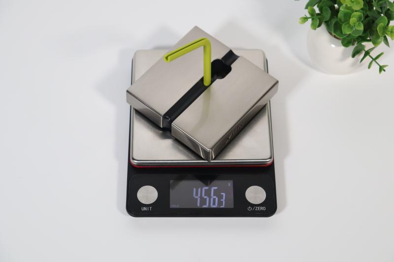 B1の重量を計った画像