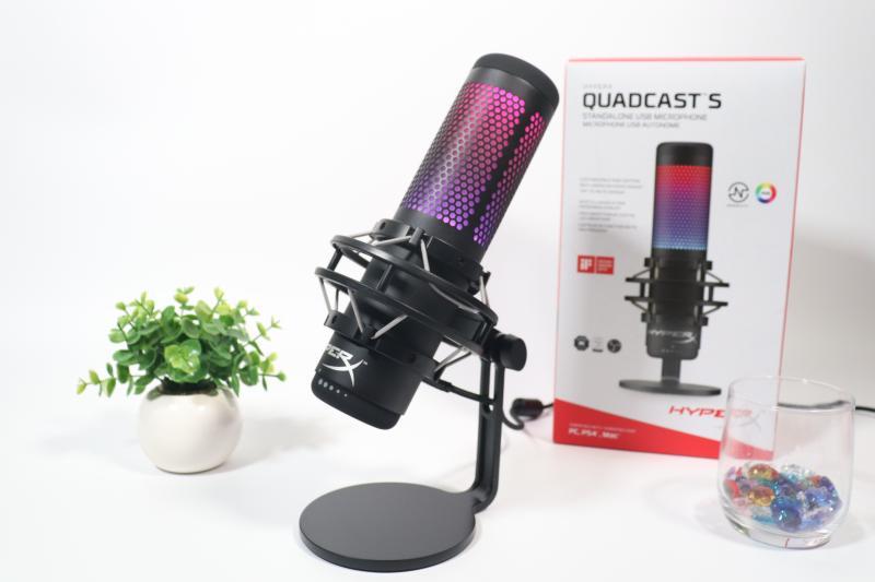 QuadCast Sの特徴