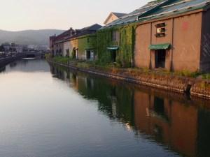 役目を終えた運河だが、そこにあることが新たな存在価値となった。