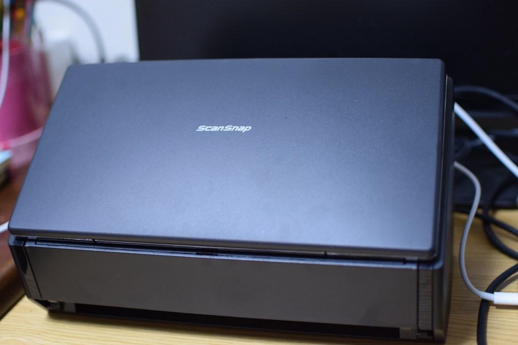 ScanSnapiX500設置例