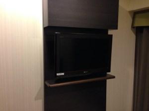 IMG_三井ガーデンホテル京都四条のテレビ