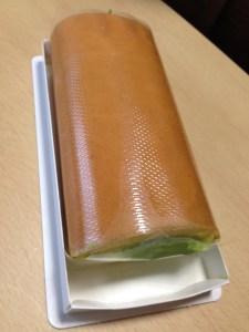 京都のロールケーキ
