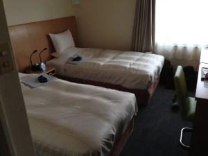 コートホテル京都四条 部屋