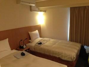コートホテル京都四条 ツインルーム