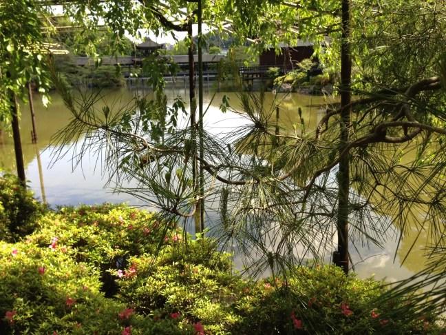 平安神宮 東神苑 写真