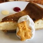 ダイニングカフェ シュクルのチーズケーキ