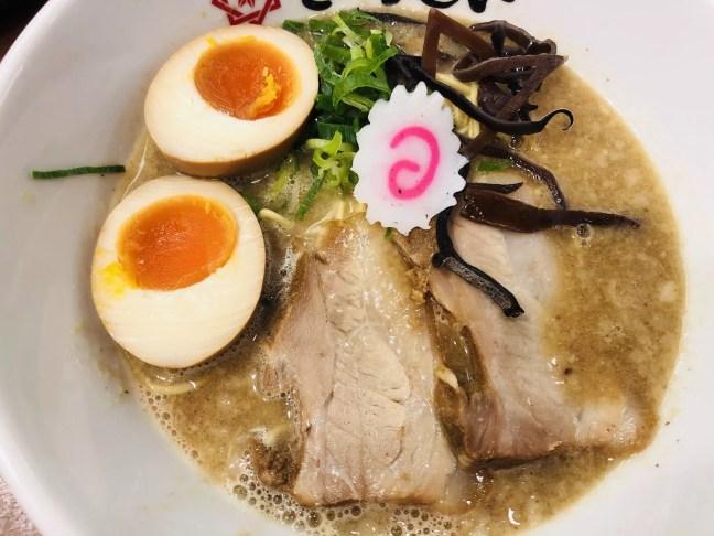きんせい 和風豚骨醤油(京都拉麺小路)