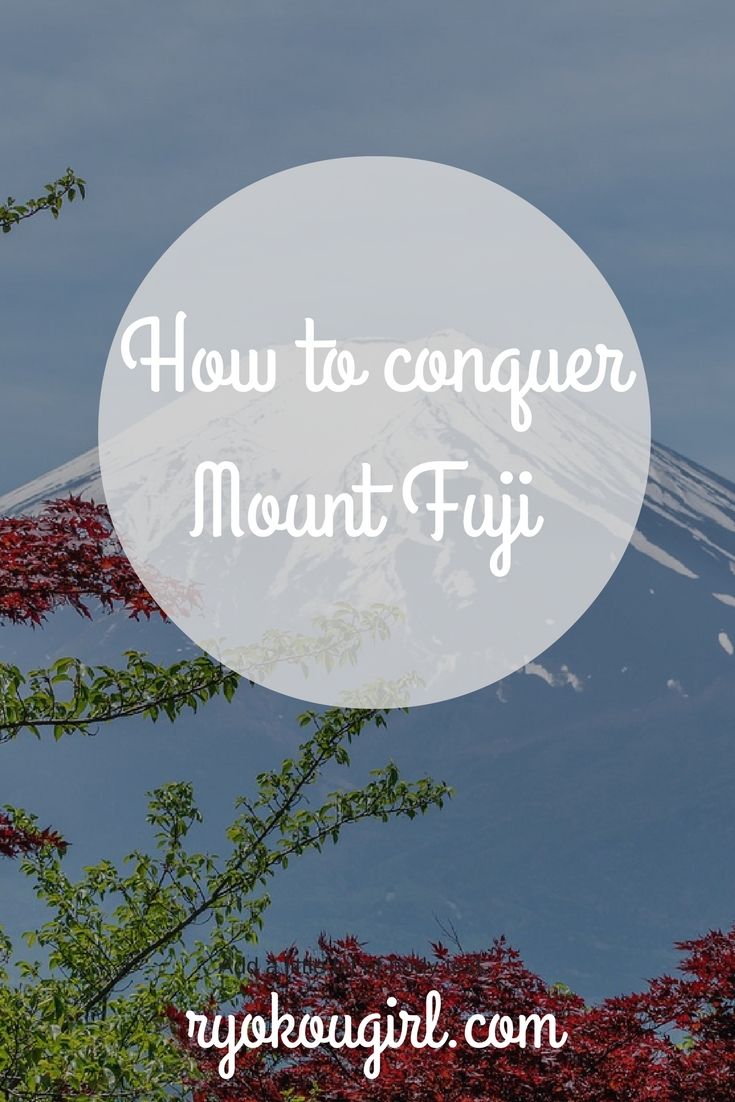 The complete beginner's guide to conquering Mount Fuji