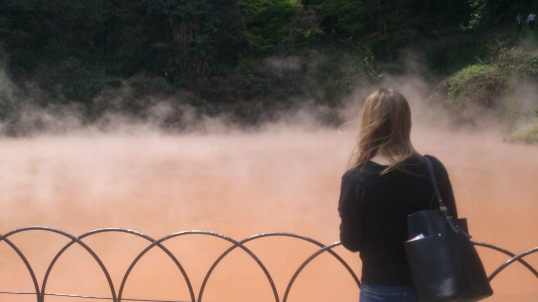 Blood pond hell Beppu