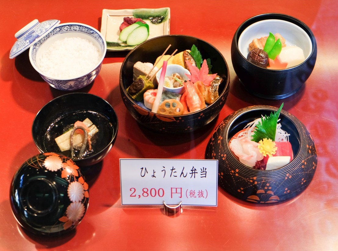 Things to do in Osaka make plastic food souvenirs