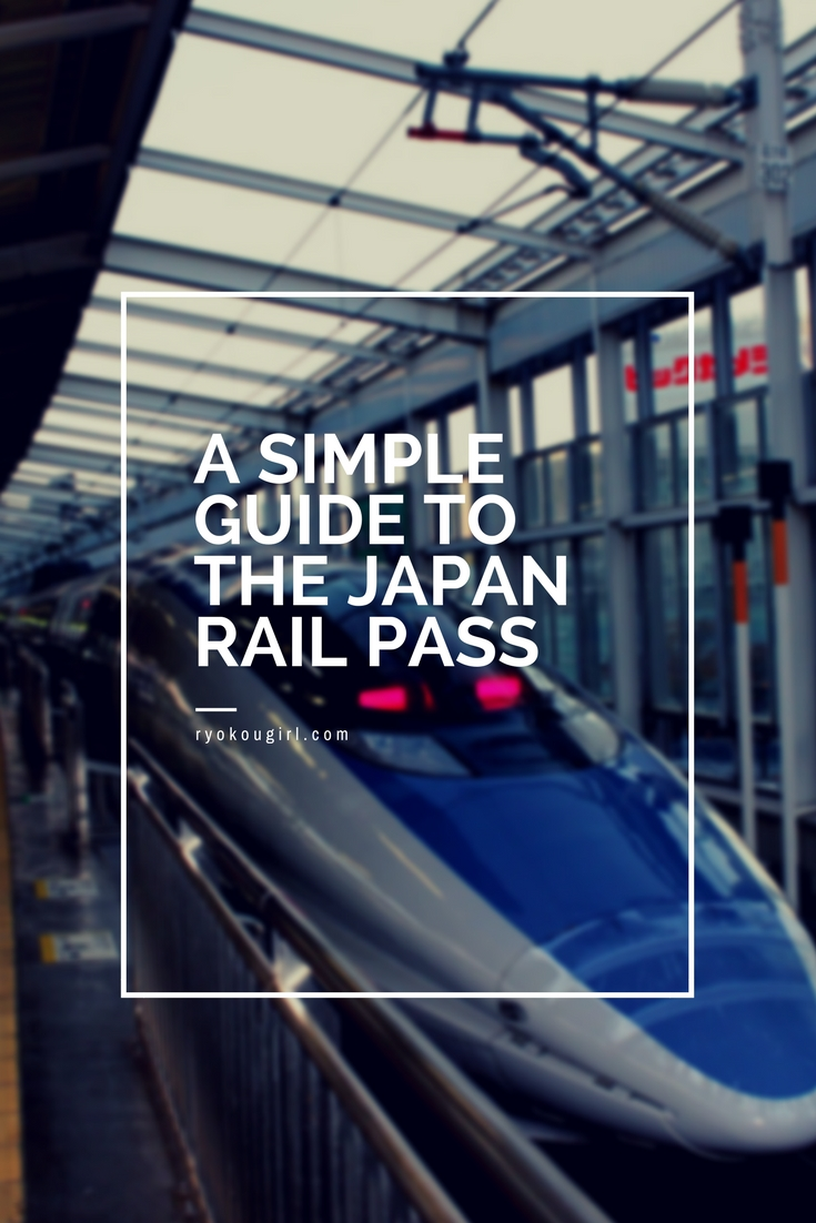 Japan rail pass guide