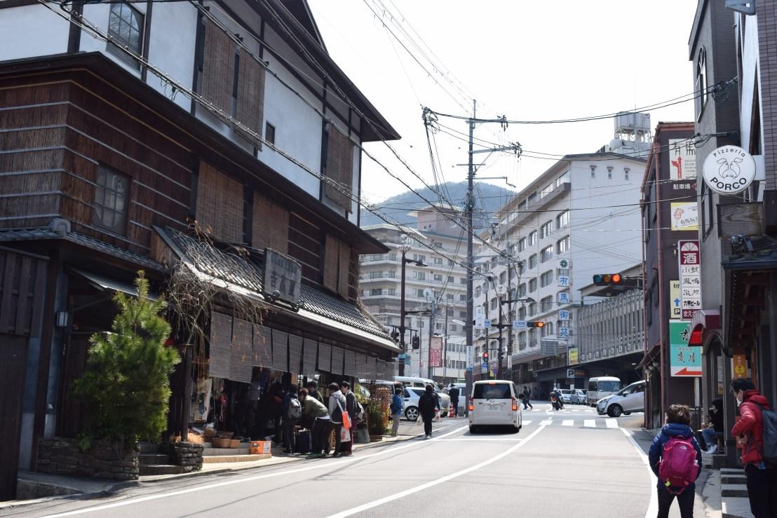 Arima Onsen, Kobe Japan