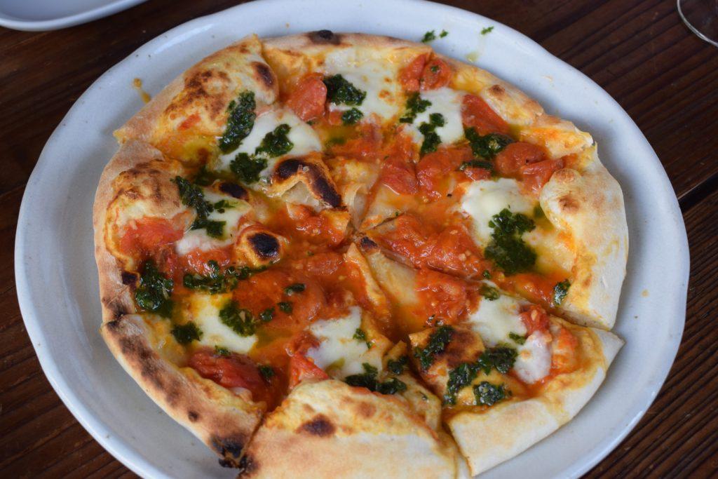 pizza restaurant Kashima Japan