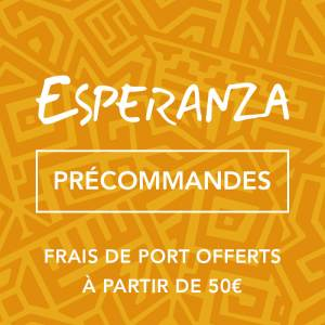 Précommandes Esperanza 16 Octobre 2020 Nouvel Album Ryon