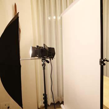 傘とディフューザーイメージ