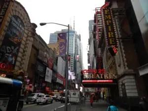 ニューヨークの42番通り
