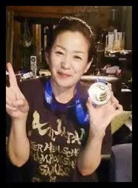 長岡望悠,女子日本代表,バレーボール,叔母