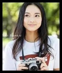 川瀬莉子,女優,モデル,モデル時代