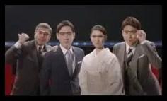 ハズキルーペ,CM,出演者