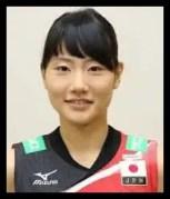 田代佳奈美,女子日本代表,バレーボール