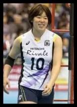 内瀬戸真実,女子日本代表,バレーボール
