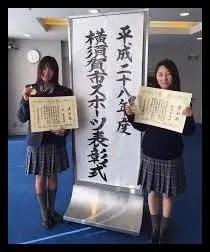 鶴岡果恋,高校時代,女子プロゴルファー