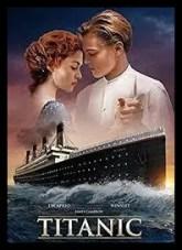 タイタニック,沈没船,映画