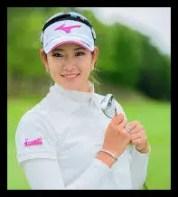 原英莉花,女子プロ,ゴルフ