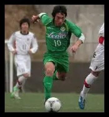 中島翔哉,日本代表,プロサッカー選手,中学時代