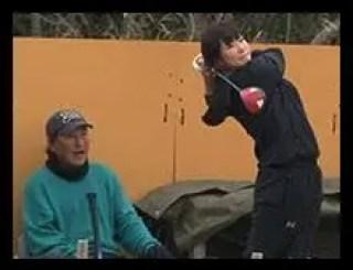 原英莉花,女子プロ,ゴルフ,愛弟子,師匠,ジャンボ尾崎