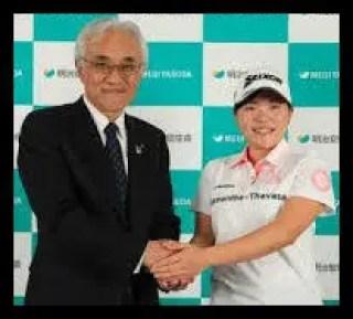 勝みなみ,女子プロ,ゴルフ,スポンサー