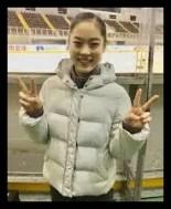 川畑和愛,女子フィギュアスケート,高校