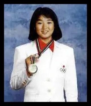 岩崎恭子,若い頃,バルセロナオリンピック