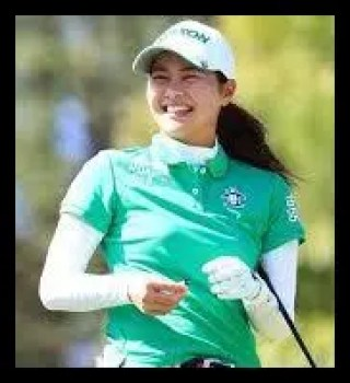 新垣比菜,女子プロ,ゴルフ