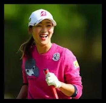 松田鈴英,女子プロゴルファー,ゴルフ