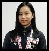 山下真瑚,女子フィギュア,スケート,高校時代