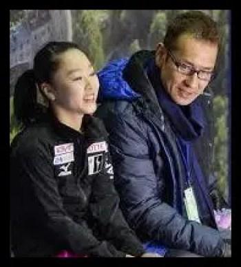 樋口新葉,女子フィギュア,スケート,コーチ,岡島功治