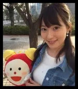 阿部華也子,お天気キャスター,大学時代
