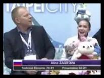 アリーナザギトワ,女子フィギュア,スケート,コーチ,セルゲイデュダコフ