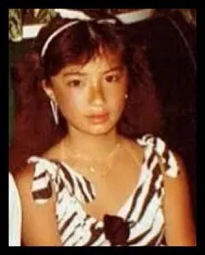 平子理沙,モデル,若い頃,可愛い