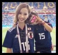 大迫勇也,サッカー,日本代表,嫁,子供