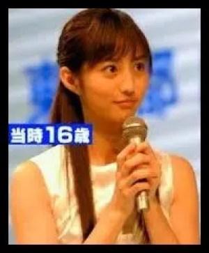 堀田茜,女優,モデル,タレント,若い頃,可愛い