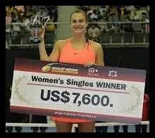 アリーナ・サバレンカ,テニス,女子,選手,ベラルーシ
