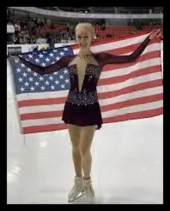 プレイディ・テネル,フィギュア,スケート,女子,アメリカ,可愛い