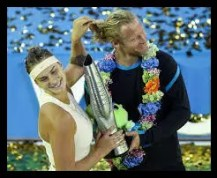 アリーナ・サバレンカ,テニス,女子,選手,ベラルーシ,コーチ