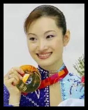 青木祐奈,フィギュア,スケート,女子,憧れの選手,荒川静香