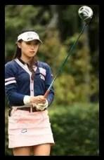 臼井麗香,女子プロ,ゴルフ,選手