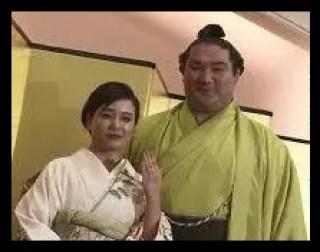竜電,相撲,力士,嫁,綺麗